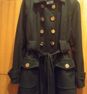 Пальто осеннее шерсть