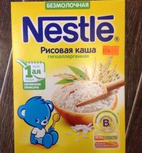 Каши Nestle.В ассортименте