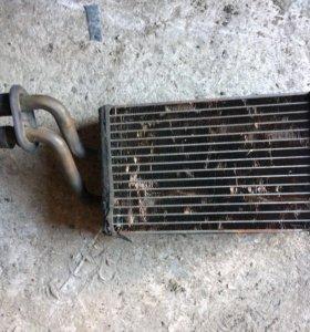 Радиатор салонный