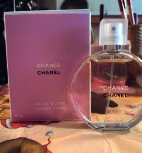 Духи Chanel chance Vive