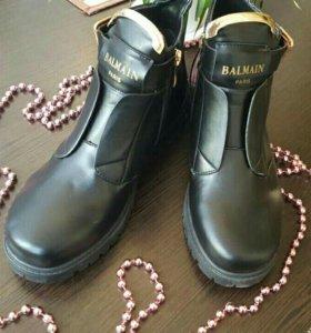 Ботинки Балмайн