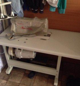 Просифиональная швейная машинка SunStar