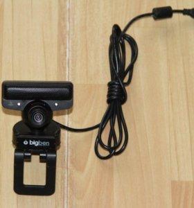 Камера c держателем для PS3
