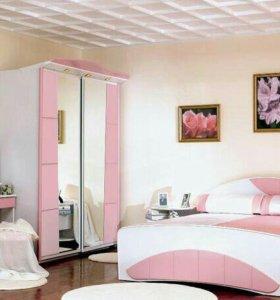 """Срочно! Спальный гарнитур """"Розовый фламинго"""". Торг"""