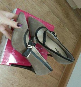 Новые туфли центро
