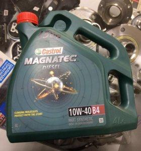 Масло Castrol Magnatec Diesel