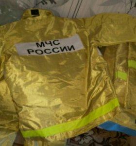 Защитная одежда сварного