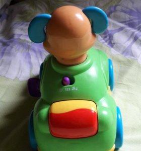музыкальная машинка фишер-прайс