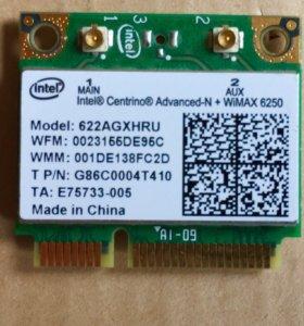 Wifi адаптер для ноутбука intel 622AGXHRU