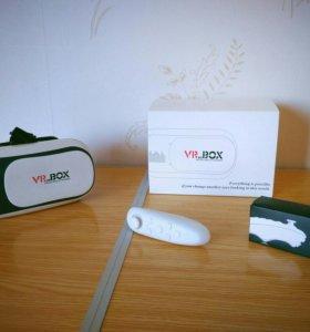 VR BOX 2.0 + пульт