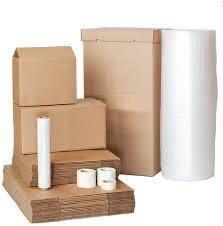 Упаковочные материалы для переезда. Коробки,Пленки