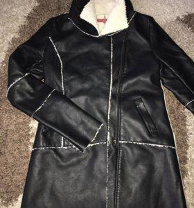 Кожаная куртка Evona