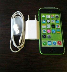 Айфон 5с 16гб.