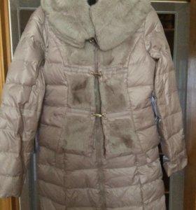 Пальто зима, новое