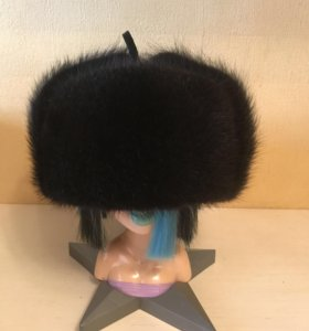 Ондатровая шапка р 57