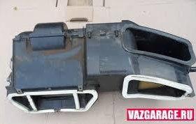 Печка на ВАЗ 2112 2110