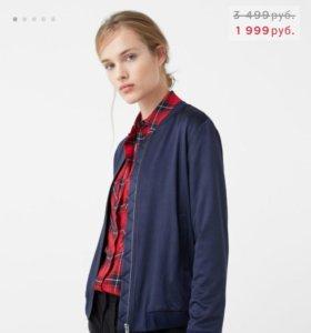 Куртка Mango - размер XS-S