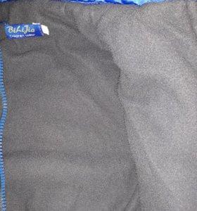 Куртка теплая на осень -весну