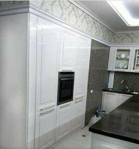 Кухня встроенная, под ключ