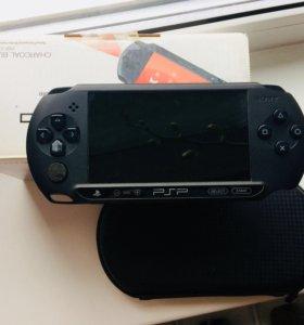 Игровая консоль PSP-E1008