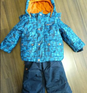 Зимний комплект куртка + комбинезон (2 шт)