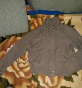 Куртка-бомбер 42-44