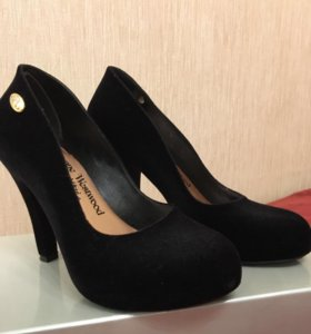 Туфли Melissa, резинопластиковый материал, 36