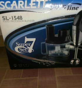 SCARLETT SL-1548