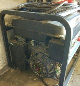 Бензосваочный генератор
