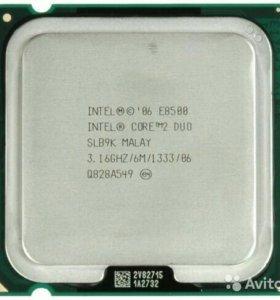 Core2Duo e8500 3,16ГГц для LGA775