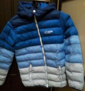курточка демисизонная 10-11лет
