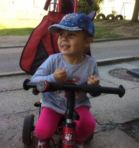 Продам детский 3 ех колесный велосипед 🚴 б/ у