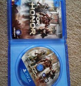 Продам/Обменяю For Honor для PS4