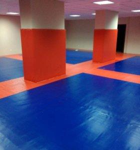 Борцовские ковры для единоборств, бокса