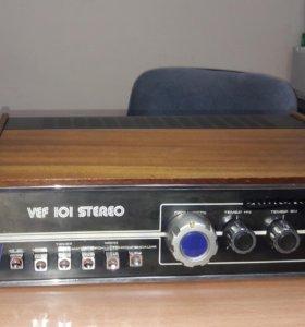 Усилитель VEF-101STEREO