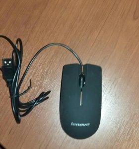 Мышка новая lenovo