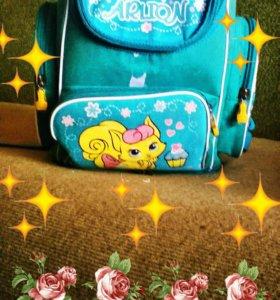 Рюкзак для начальной школы!)
