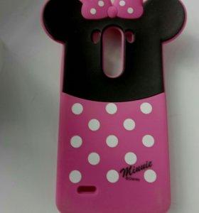 LG G3 бампер MikeyMaus