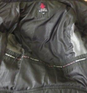 Куртка теплая мужская