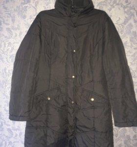 куртка полупальто женская
