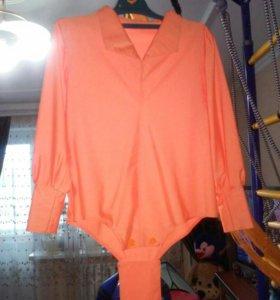Рубашка для самбо,ча-ча