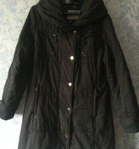Пальто-куртка женская