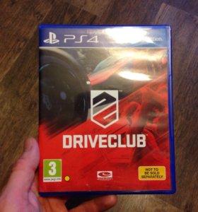 игры ps4, Driveclub