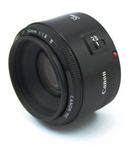 Объектив canon 50 mm 1,8