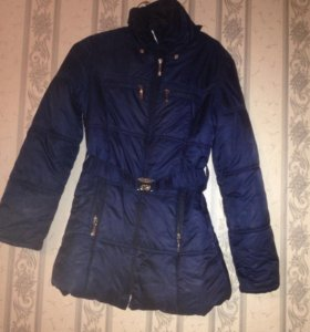Куртка на девочку осень