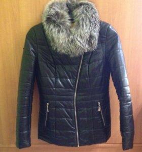 Продам куртку 46-48р