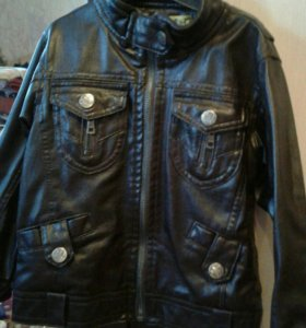 Детская стильная куртка 2-4 года