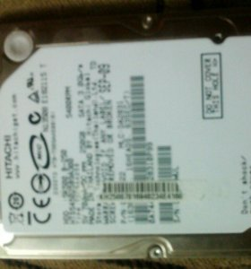 Hitachi HTS545025B9A300 250 GB