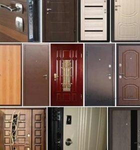 Заборы,двери