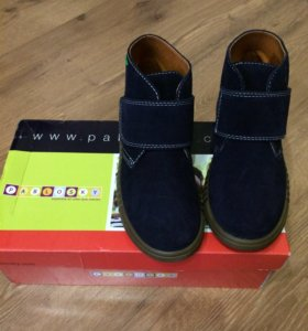 Ботинки Паблоски